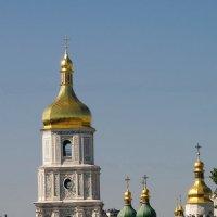 Колокольня Софийского собора г.Киев :: Владимир Бровко