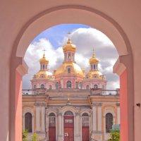 Крестовоздвиженский (казачий) собор :: bajguz igor