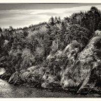 Там,где камни уходят под воду. :: Lidija Abeltinja