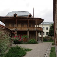 Деревянный дом :: Наталья (D.Nat@lia) Джикидзе (Берёзина)