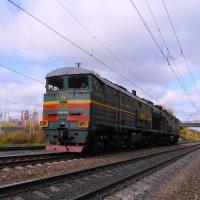 2ТЭ10М - 2853 :: Сергей Уткин