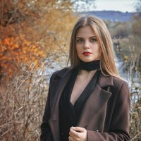 Стильная осень :: Darina Mozhelskaia