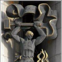 "Монумент ""Дружба народов"" (фрагмент) в Ижевске :: muh5257"