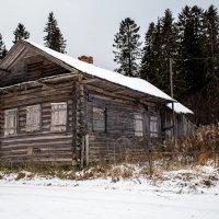 Старый дом :: Роман Дудкин