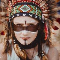 Индейское племя :: Кристина Пролыгина