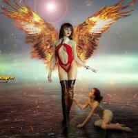 красивая девушка богиня :: Дмитрий Гончаров
