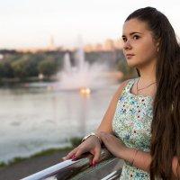Быстро лето пролетело..... :: Наталья Малкина