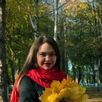 Поpтpет :: Анастасия Фомина
