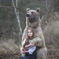 Степан и замечательная Светлана. :: Юлия Завьялова