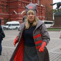 Мадам Революция :: Елена Жукова