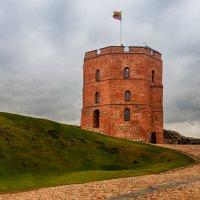 Фрагменты истории...(башня Гедиминаса) :: Болеслав (Boleslav)
