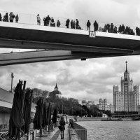 Парящий мост. :: Николай Кондаков