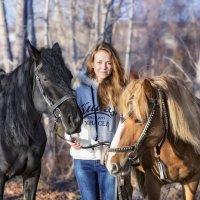 Три красавицы :: Екатерина Лазарева