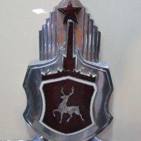 Белый ЗИМ. Эмблема :: Дмитрий Никитин