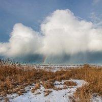 Зимняя радуга :: Алина Шостик