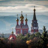 Храм Святого Великомученика и Целителя Понтелеймона :: Сергей Балкунов