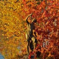 В золоте и багрянце... :: Sergey Gordoff