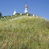 Ц. Рождества Пресвятой Богородицы в Городне 1390 г. :: Анна Воробьева