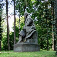 Ленин в Горках :: Анатолий Колосов