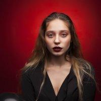Черный шарм :: Диана Кириченко