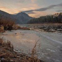 Река Мана... :: Сергей Герасимов