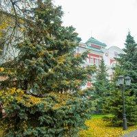 Экскурсия по осеннему Саранску 3 :: Евгений Ломтев