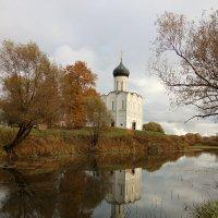 храм Покрова на Нерли :: Евгения Куприянова