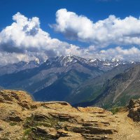 Наши горы, наши тени :: M Marikfoto