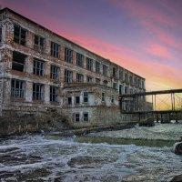 Старая фабрика :: Андрей Неуймин