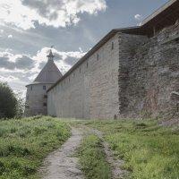 Восстановление крепости Орешек... :: Sergey Apinis