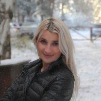 первый снег :: Лариса Тарасова