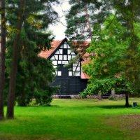 Латвийский этнографический музей :: Lanna
