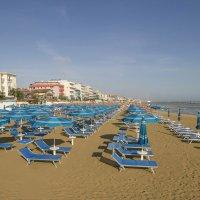 Пляж в Римини :: leo yagonen
