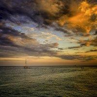 Большие приключения маленького кораблика :: Александр Бойко