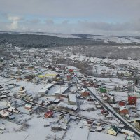 Село Сосновка :: Юрий Лобачев