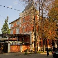 Свято-Никольская православная гимназия в Кисловодске :: Нина Бутко