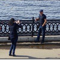 Ты сними меня, сними фотограф. :: Anatol Livtsov