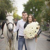Виктория и Александр :: Надежда Меркулова