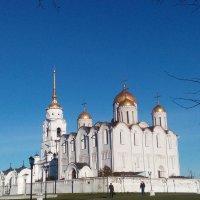 Успенский собор :: Евгения Куприянова