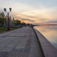 Набережная Петрозаводска :: Владимир Лазарев