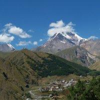Затерянные в горах :: Наталья (D.Nat@lia) Джикидзе (Берёзина)