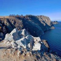 Восточный берег Байкала :: Анатолий Иргл
