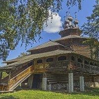 Церковь Собора Богородицы XVI века :: Сергей Цветков