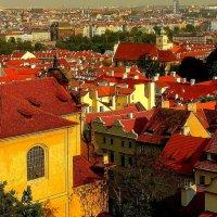 Прага :: олег свирский