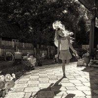 Такая вся счастливая! :: Ирина Данилова