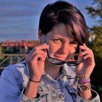 Вот и выросла дочка.. :: Лариса Красноперова