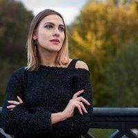Модель: Катя :: Сергей Ронин