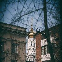 Городской пейзаж :: Вадим