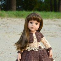 """Комплект """"Очарование"""" на кукле Готц :: Юлия Кузнецова"""