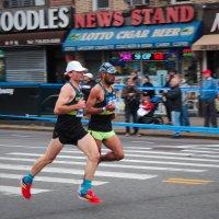 Нью-ЙОркский марафон 2017. Олимпионики-мужчины 3 :: Олег Чемоданов